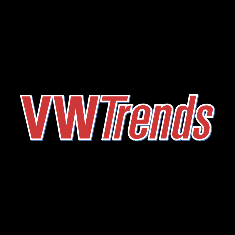 VWTrends vector logo