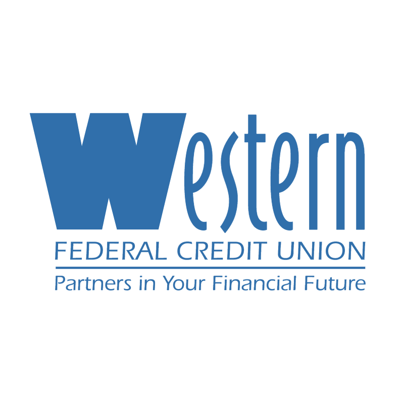 Western Federal Credit Union vector