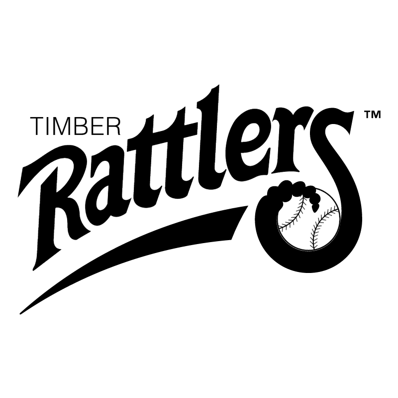 Wisconsin Timber Rattlers vector