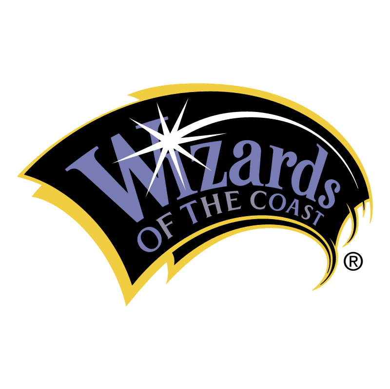 Wizards of the Coast vector logo