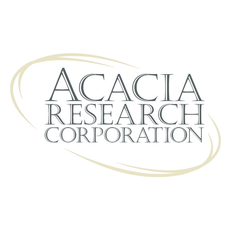 Acacia Research vector logo