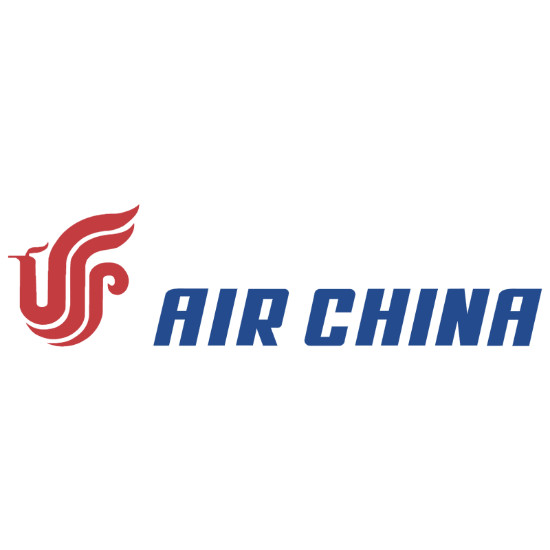 Air China 31153 vector