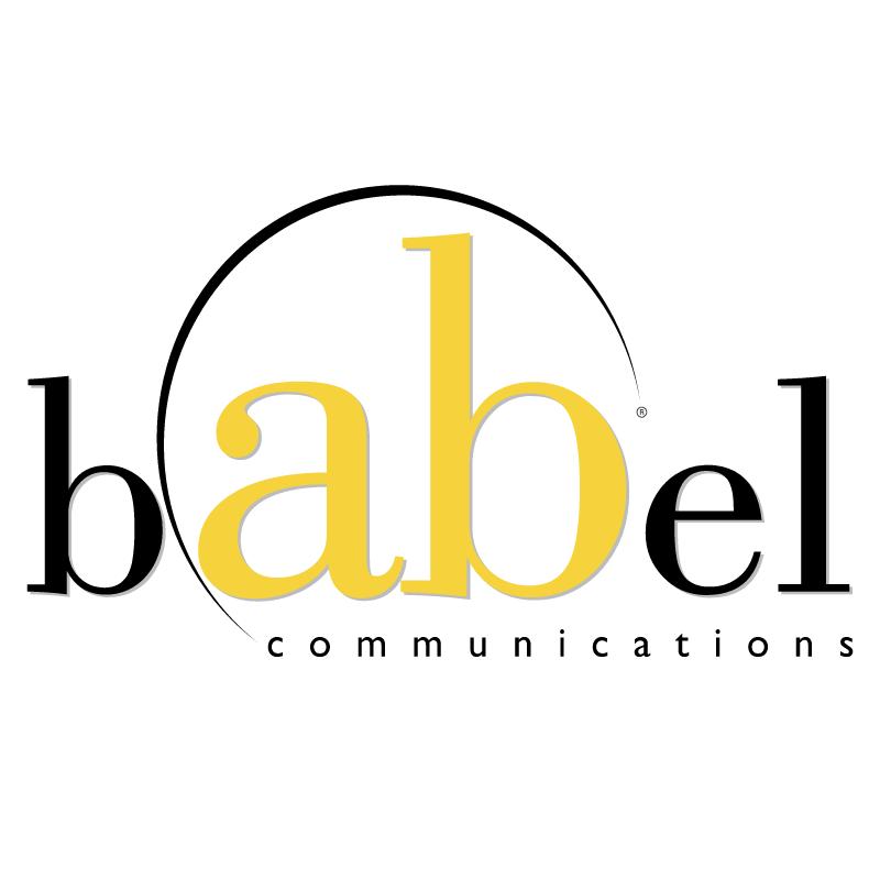 Babel Communications vector logo