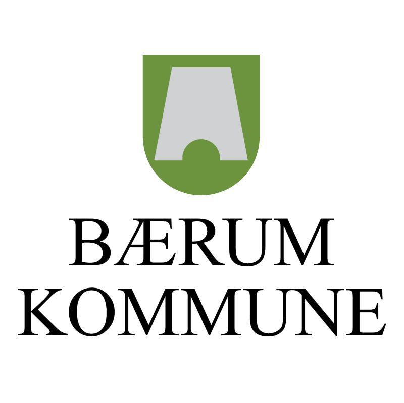 Baerum kommune 63034 vector