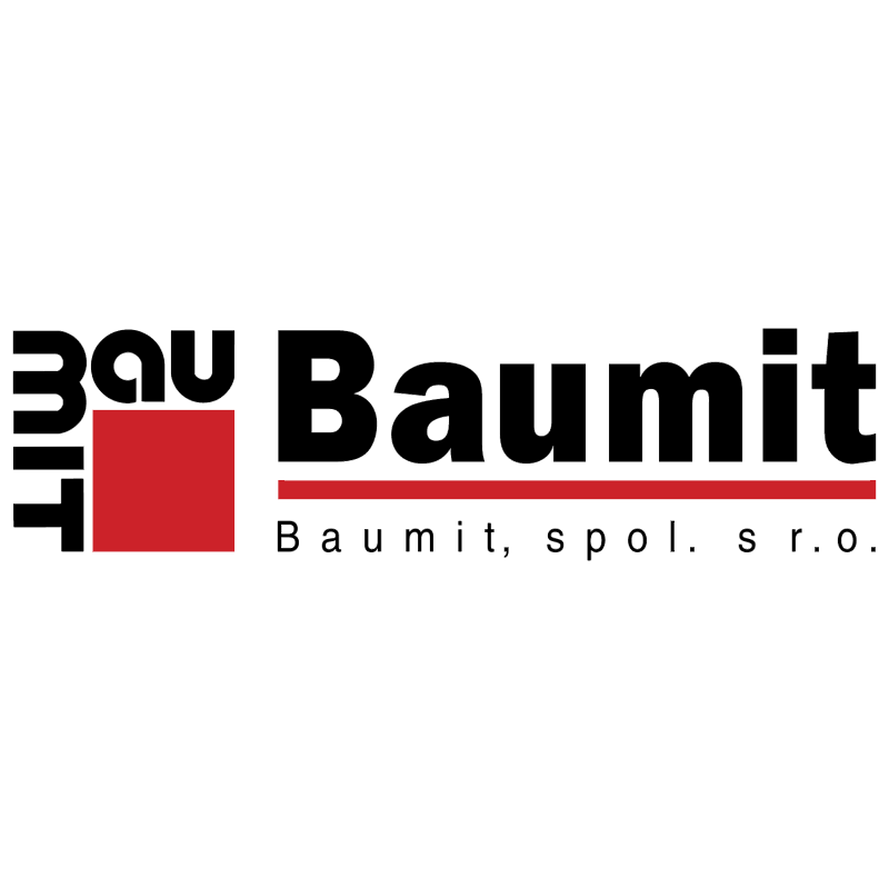 Baumit vector logo