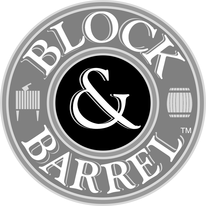 Block and Barrel vector