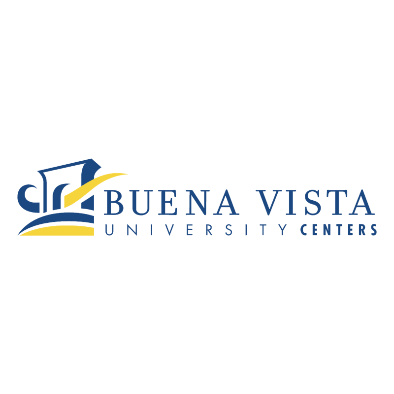 Buena Vista University Centers vector