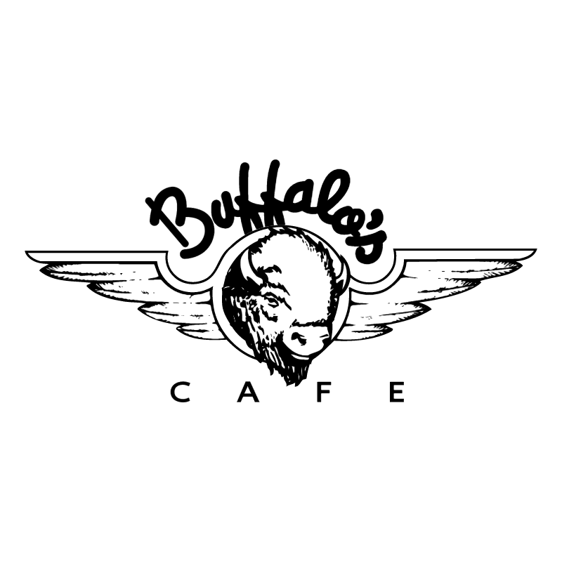 Buffalo's Cafe 55701 vector