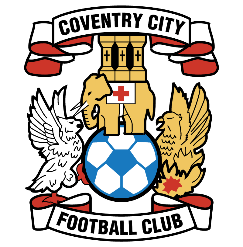 Coventry City FC 7927 vector