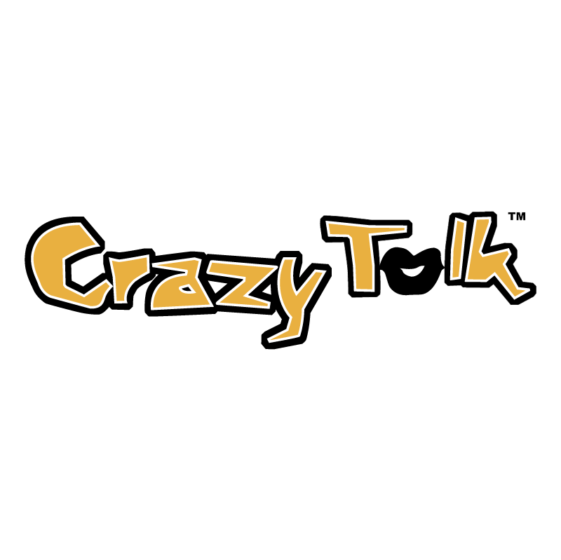 Crazy Talk vector