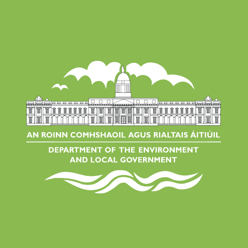 Department of the Environment and Local Government vector logo