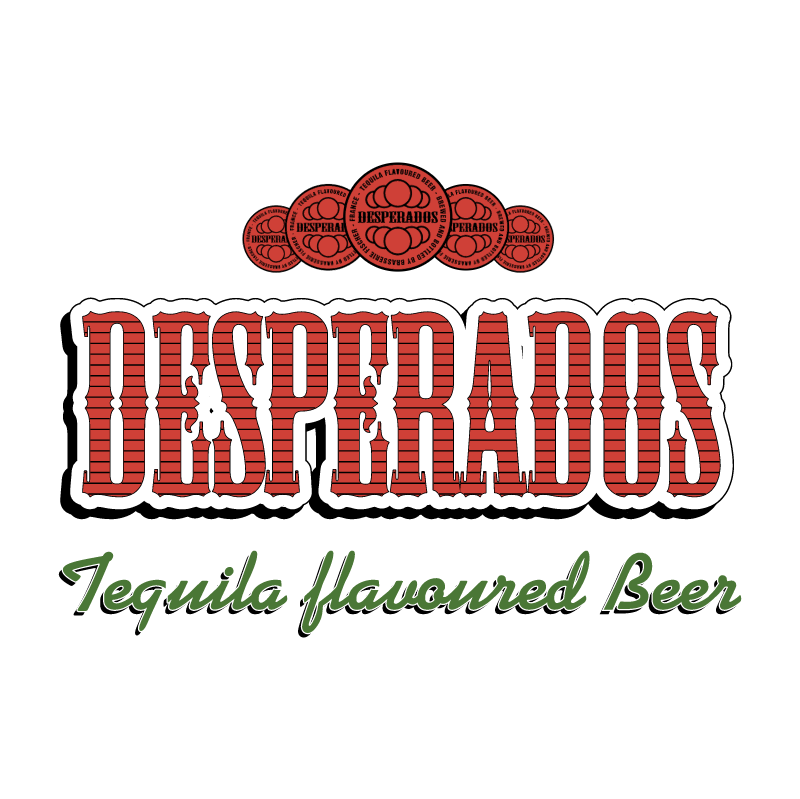 Desperados vector logo