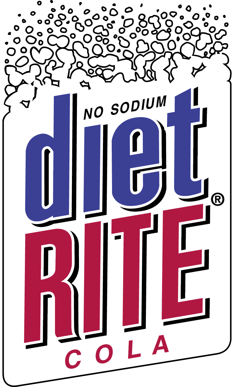 Diet Rite Cola 2 vector