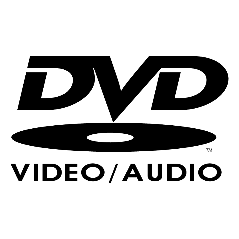 DVD Video Audio vector