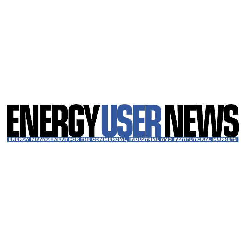 Energy User News vector