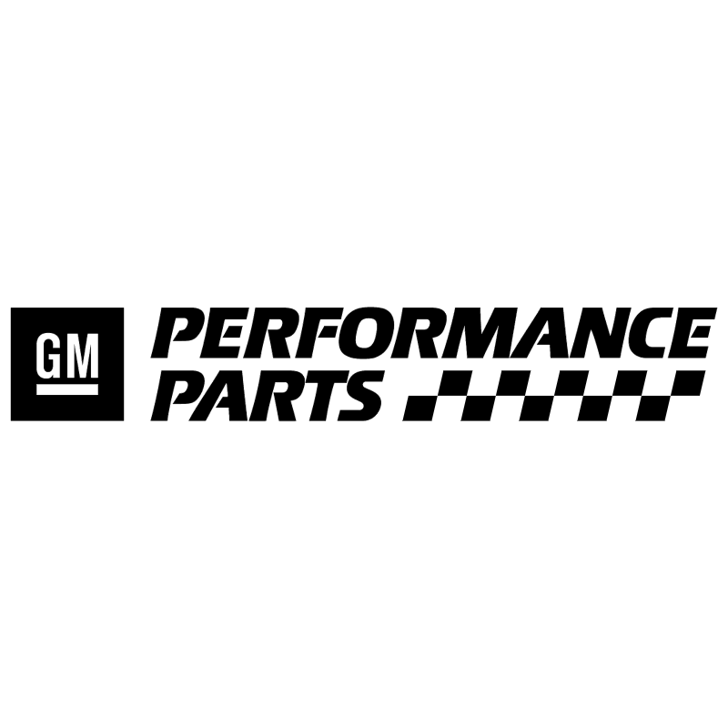 GM Performance Parts vector