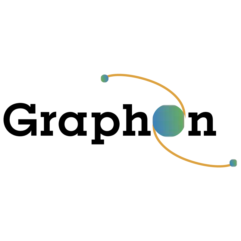 Graphon vector logo