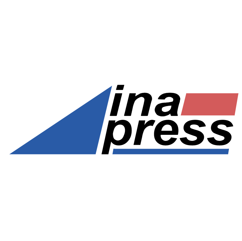 Ina Press vector
