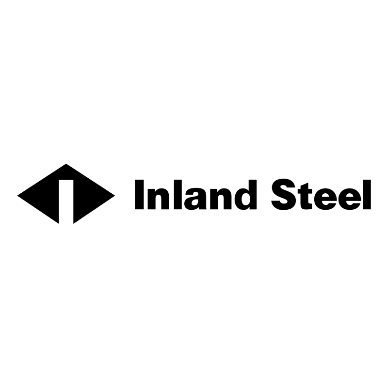 Inland Steel vector logo
