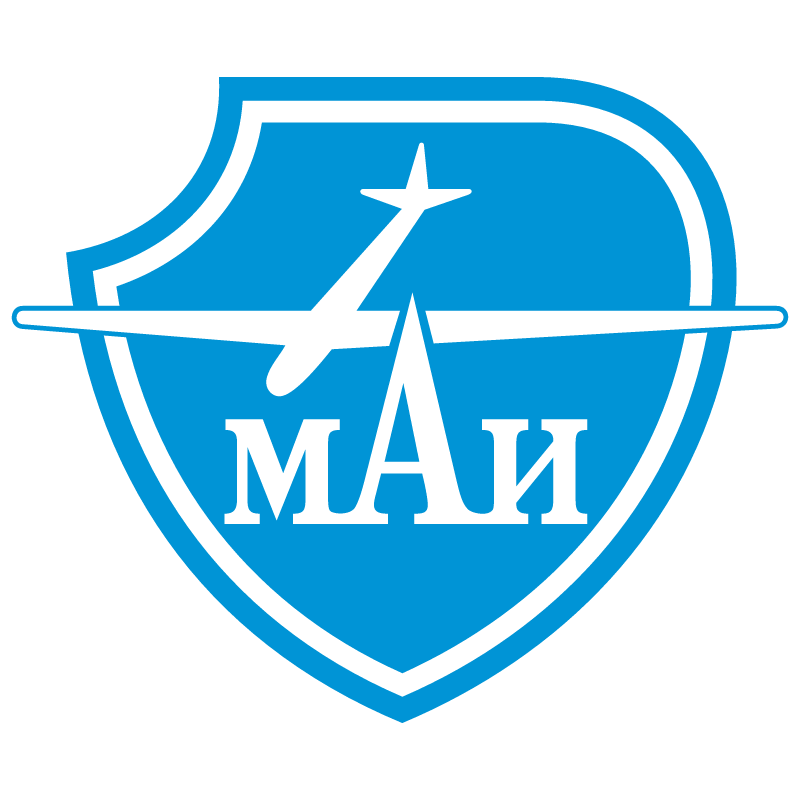MAI Moscow state Aviation Institute vector logo