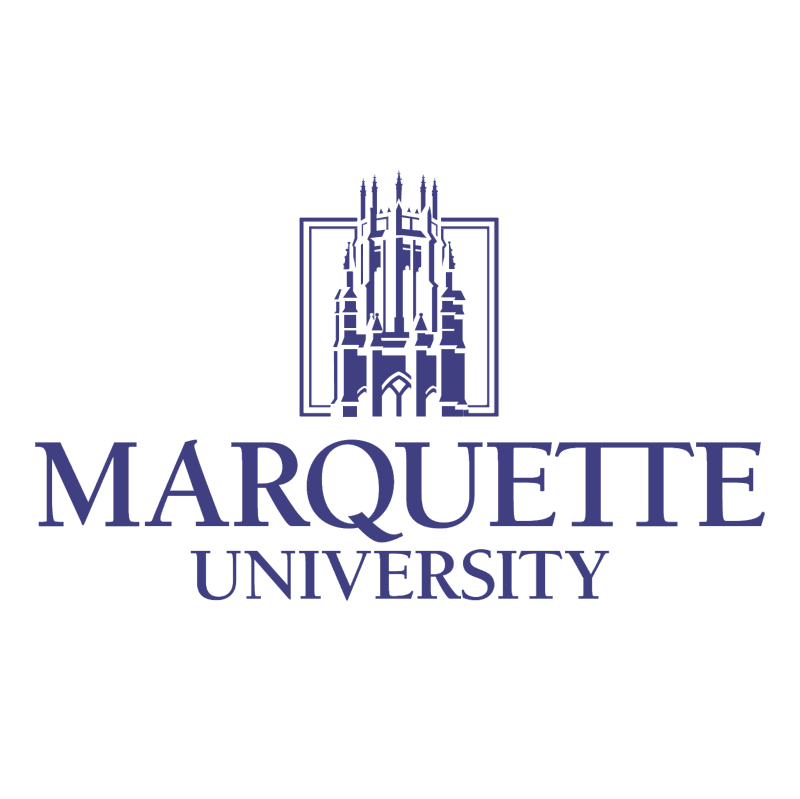 Marquette University vector logo