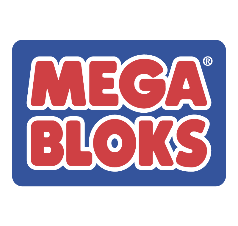 Mega Blocks vector