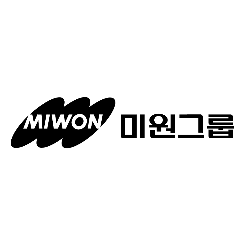 Miwon Group vector logo