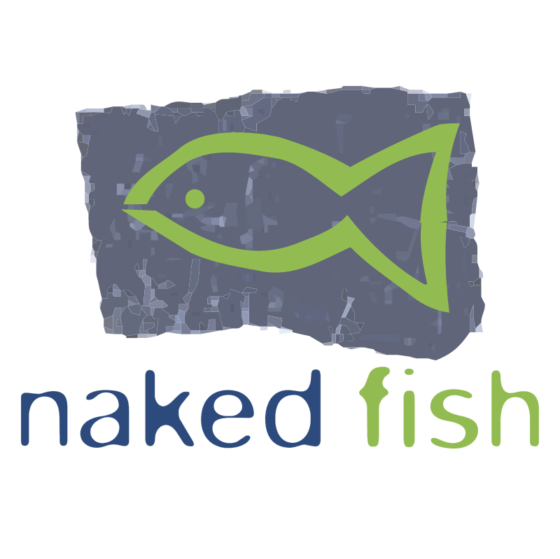 Naked Fish vector
