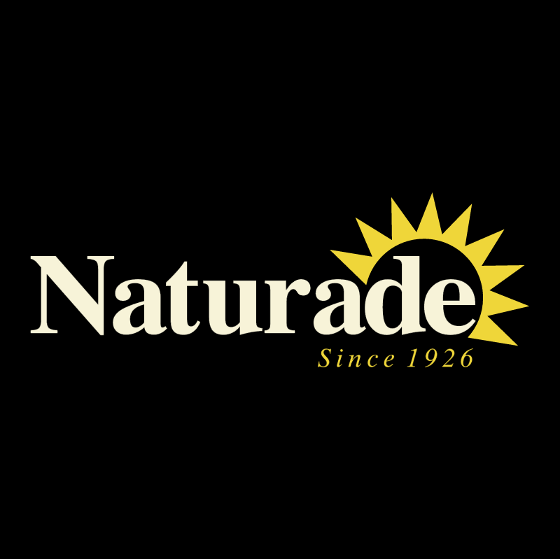 Naturade vector logo