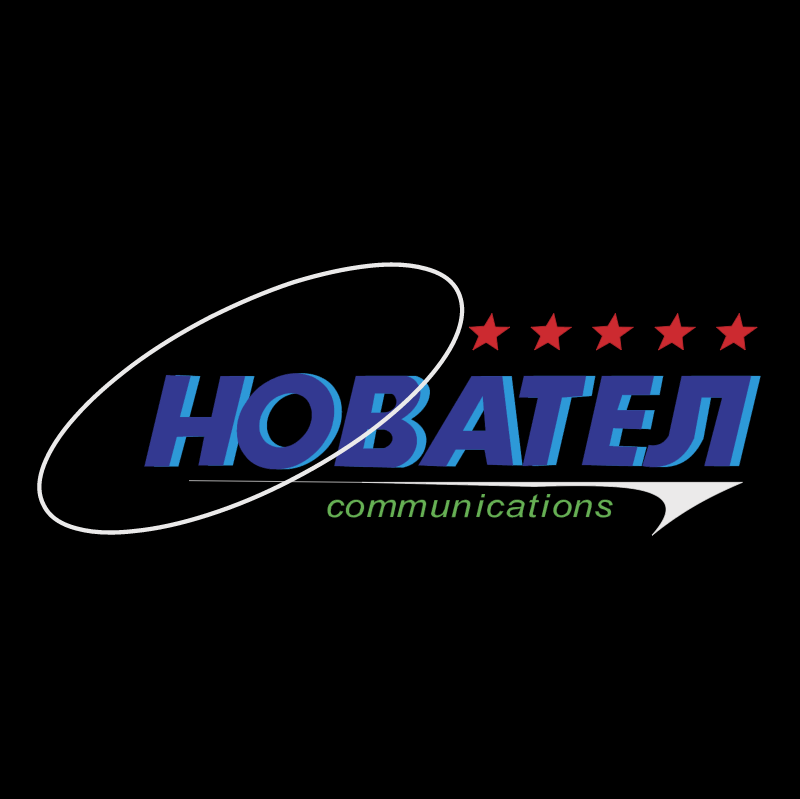 Novatel Communications vector logo