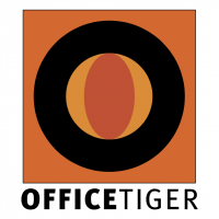 Officetiger vector