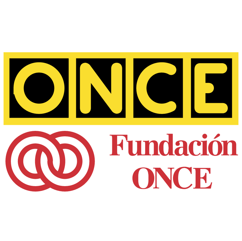 ONCE Fundacion vector