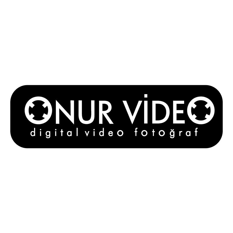 onur video vector logo