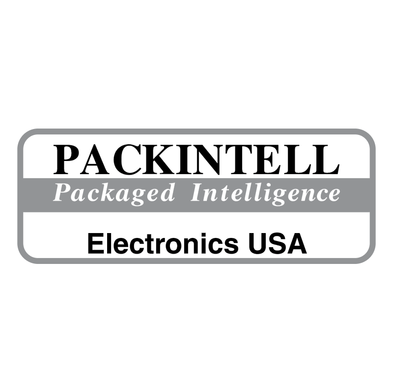 Packintell vector logo