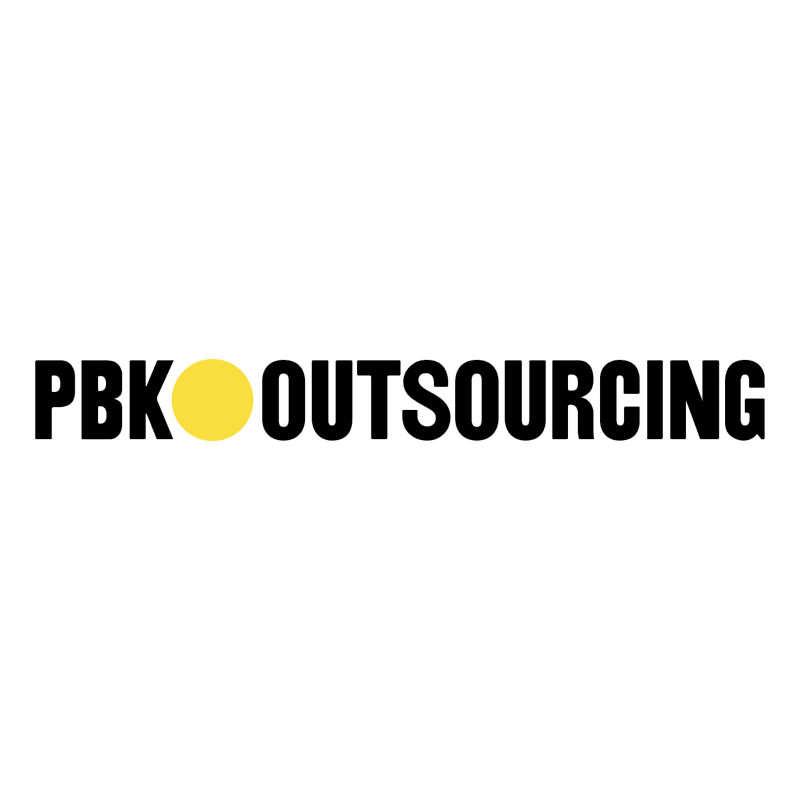 PBK Outsourcing vector