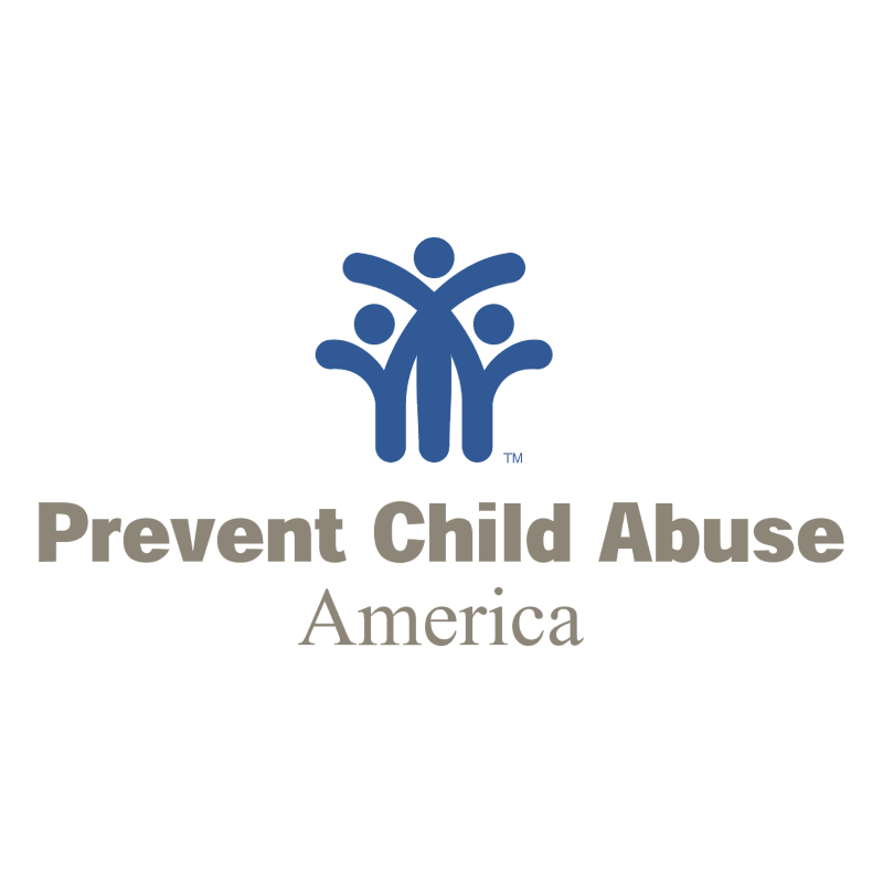 Prevent Child Abuse America vector
