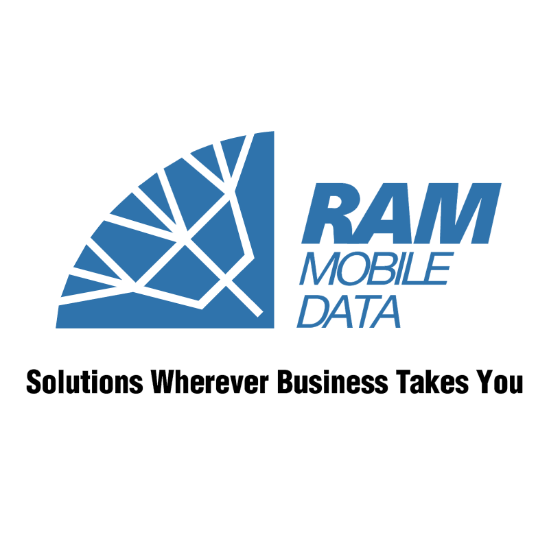 RAM Mobile Data vector
