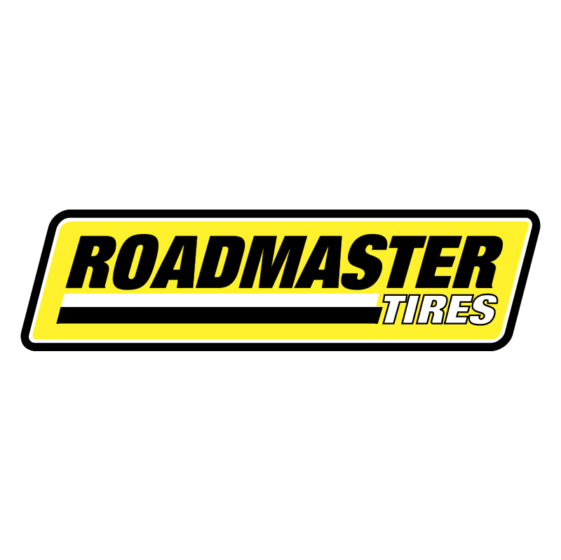 Roadmaster Tires vector logo