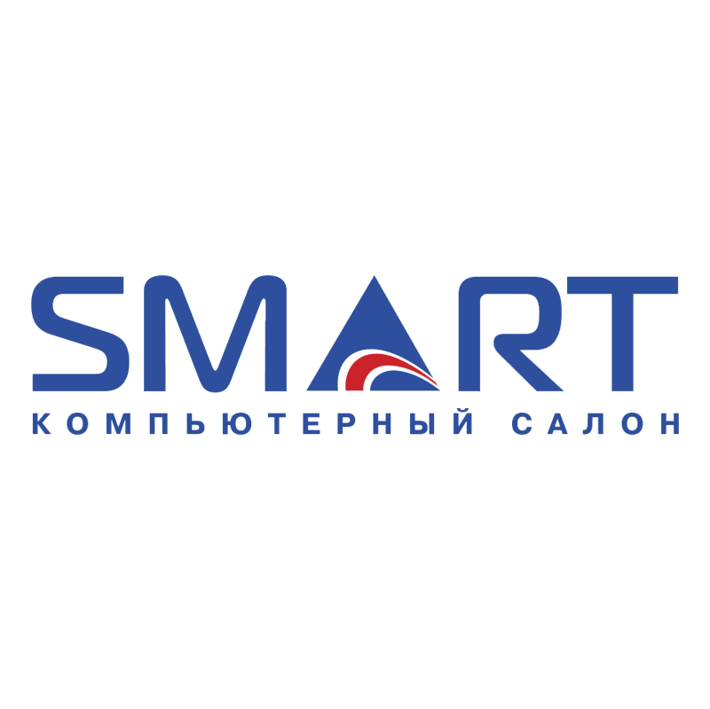 Smart computers vector logo