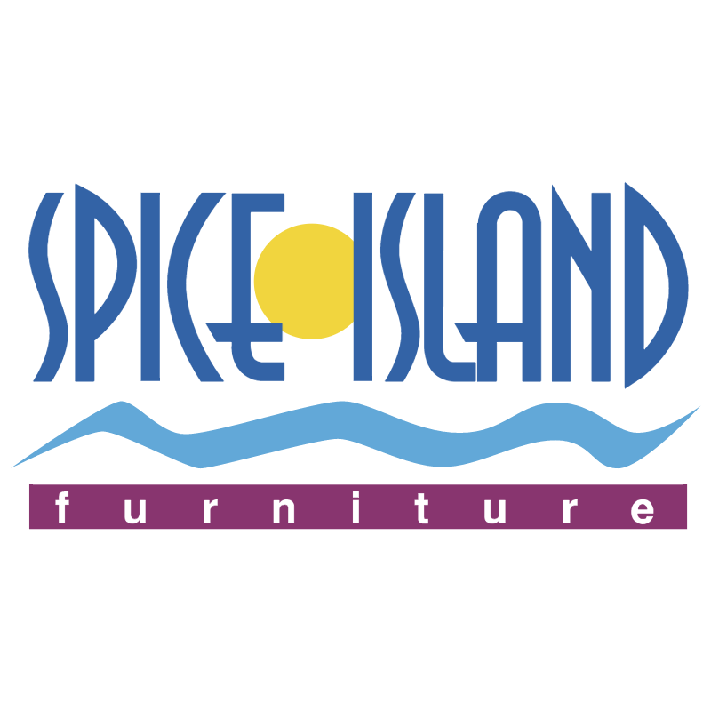 Spice Island Furniture vector logo