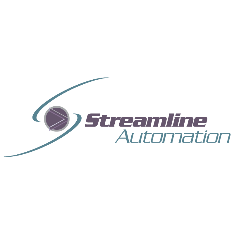Streamline Automation vector
