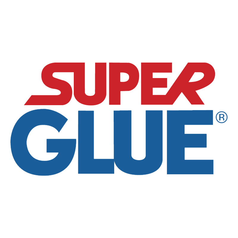 Super Glue vector