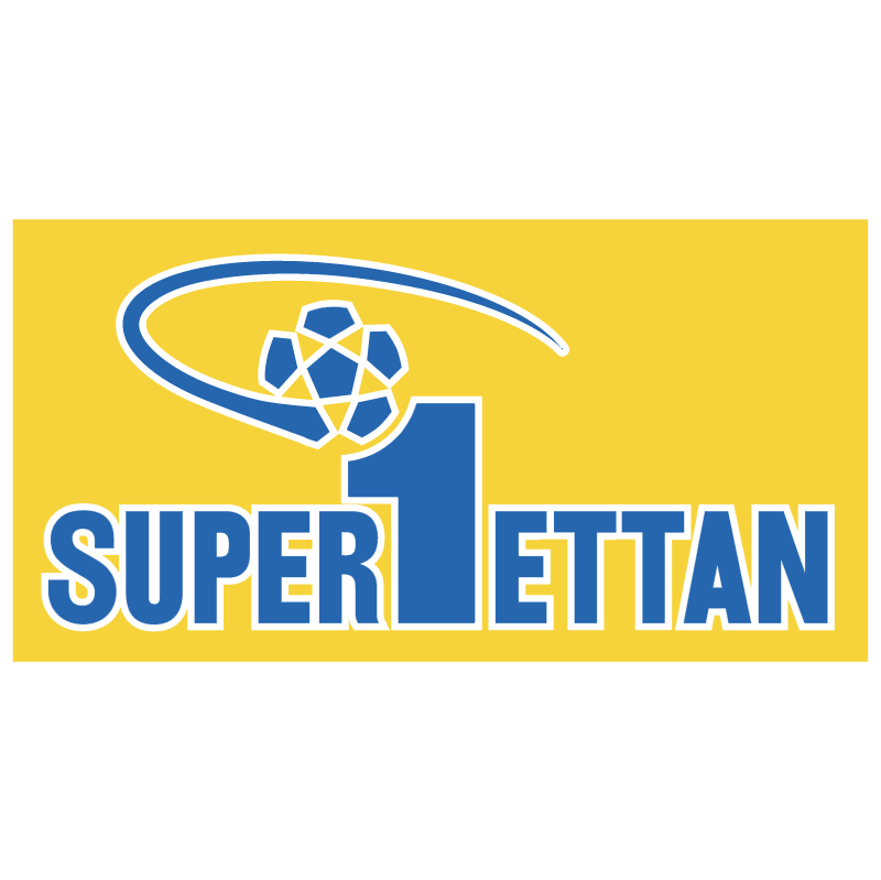 Sweden Superettan vector
