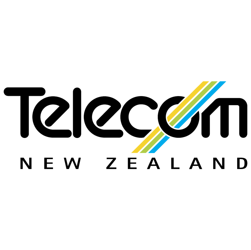 Telecom New Zealand vector logo