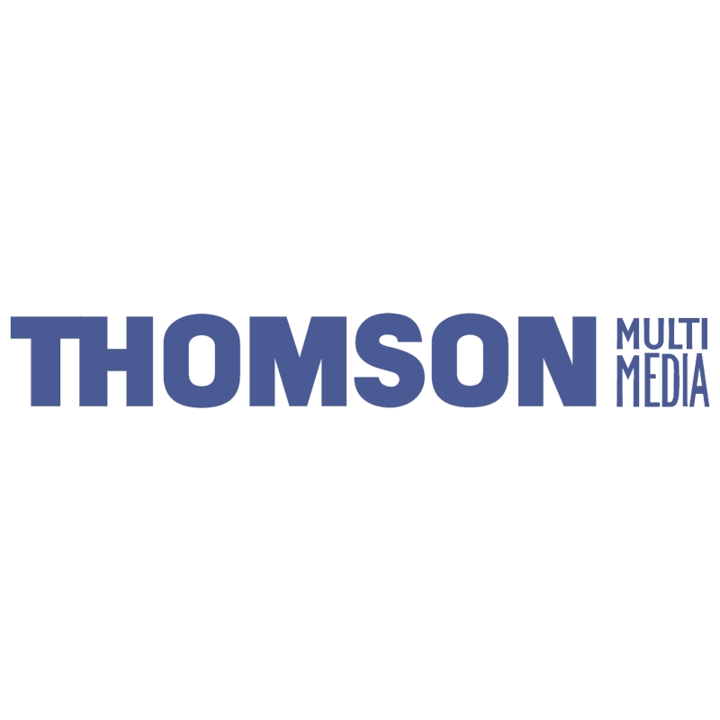 Thomson Multimedia vector