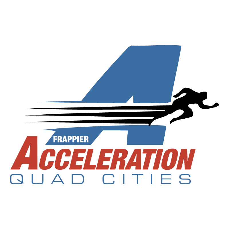 Acceleration Quad Cities vector