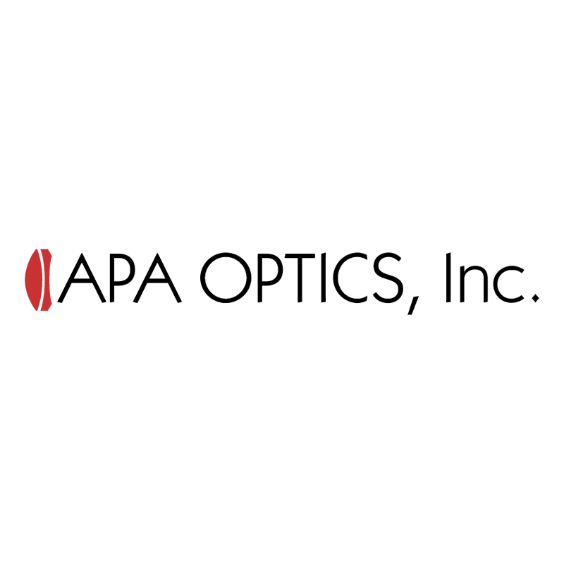 APA Optics 81865 vector
