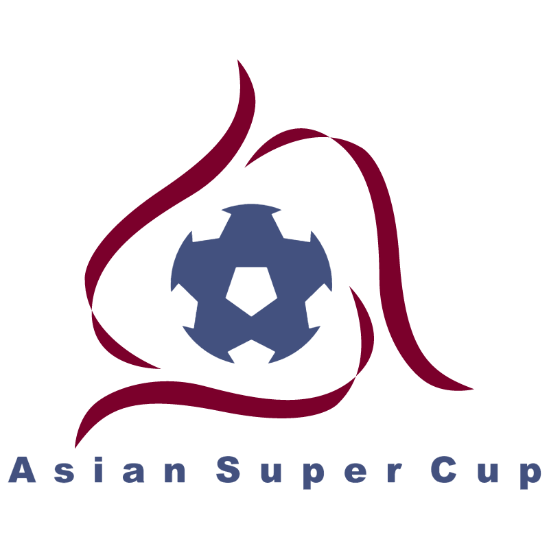 Asian Super Cup 7756 vector