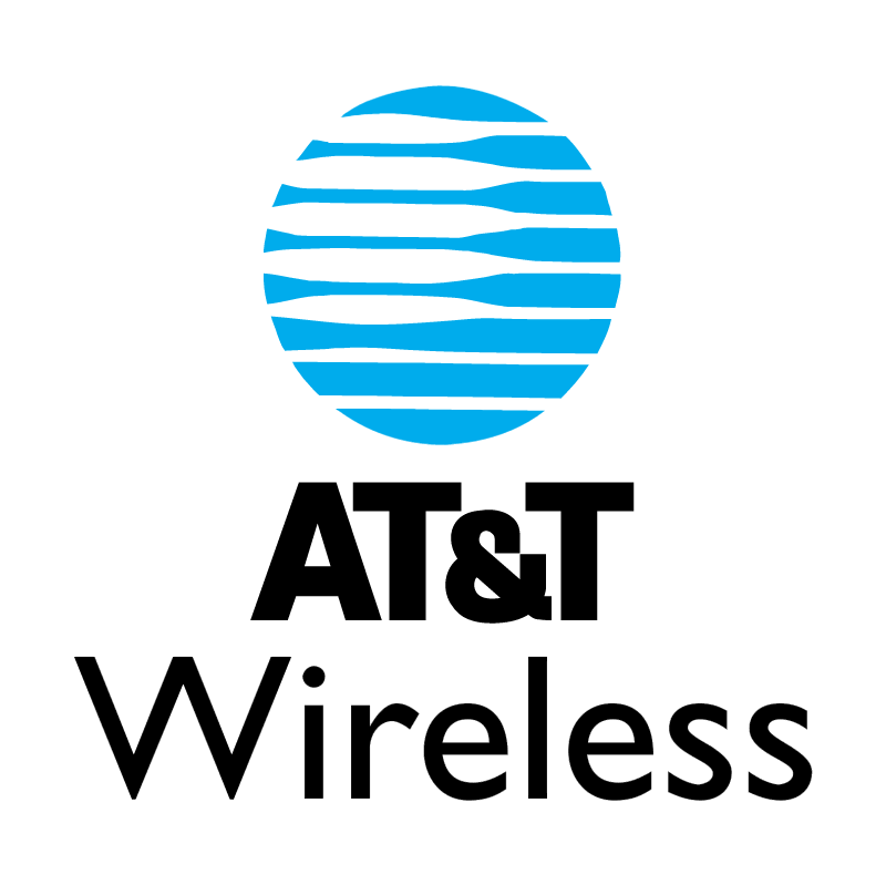 AT&T Wireless 43192 vector logo