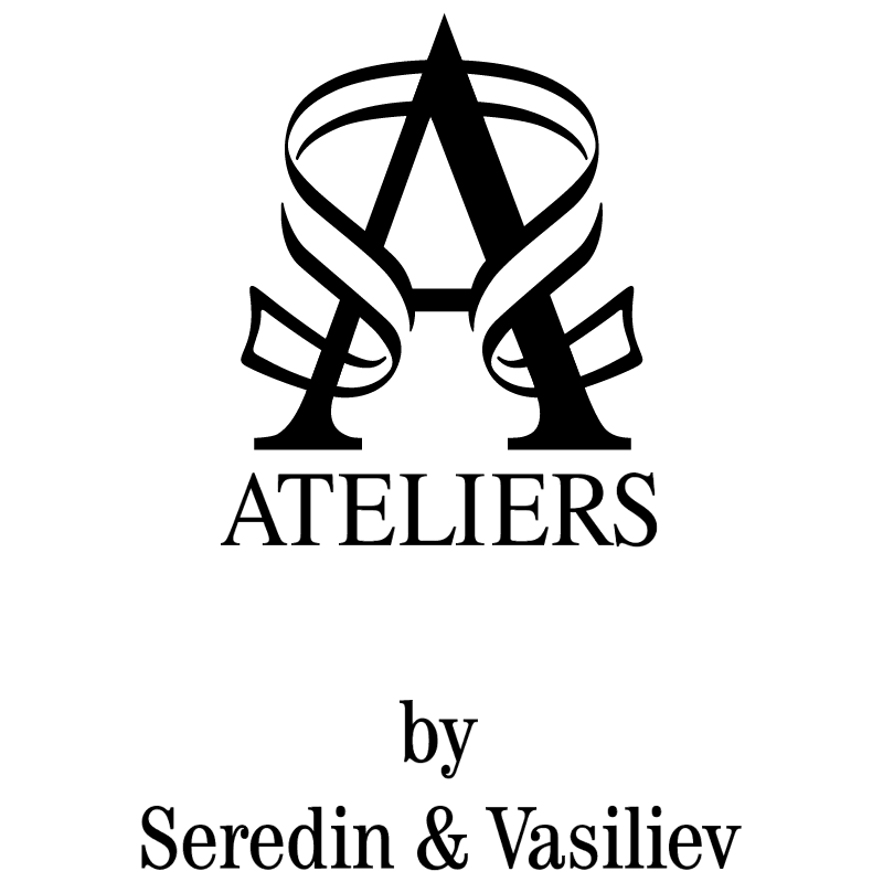 Ateliers by Seredin & Vasiliev 26889 vector
